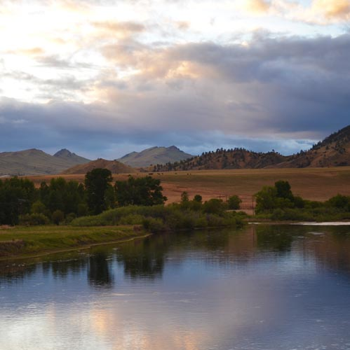 Montana Fly Fishing Guides, Missouri River, Montana Fishing Outfitters