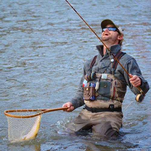 Guided montana fly fishing trips montana fishing company for Fly fishing guide jobs